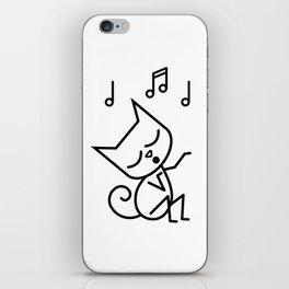 BRD-Cat iPhone Skin