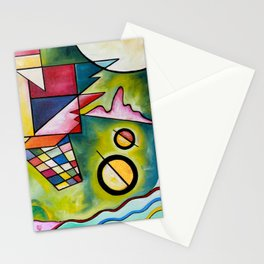 FIGURAS Stationery Cards