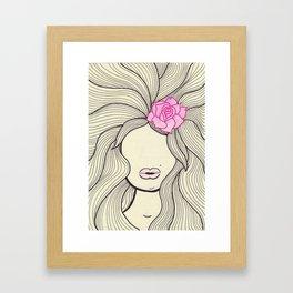 Rosalie Framed Art Print