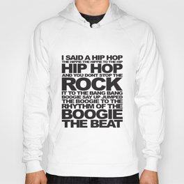 Rappers Delight Gang Classic Hip Hop Breakdance Dj T-Shirts Hoody