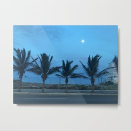 Cancun Metal Print