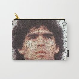 Homage to Maradona  Carry-All Pouch