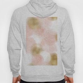Rose Gold and Gold Blush Hoody