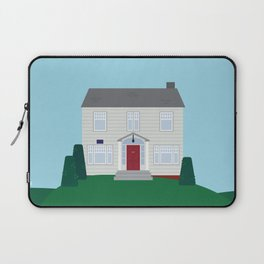 Daily Orange House Laptop Sleeve