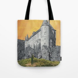 Uncovering the Old Tote Bag