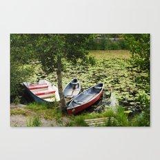 Stockholm Archipelago Canvas Print