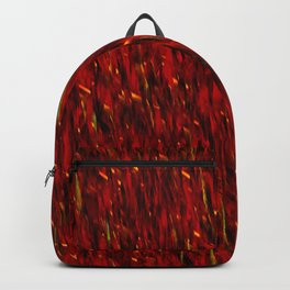 The Red Curtain Cascade Backpack
