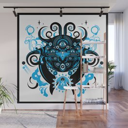 Lovecraftian Cosmic Horror Wall Mural