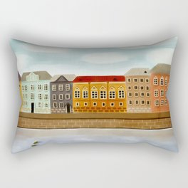 English Embankment Saint-P Rectangular Pillow