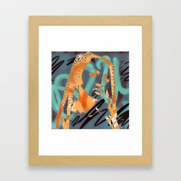 I Love You Jody No. 2 Framed Art Print