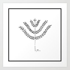Simple Harvest Art Print