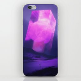 The World Within iPhone Skin