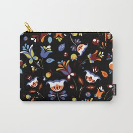 """""""Hohloma"""" Style Carry-All Pouch"""