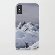 Glacier Lagoon Slim Case iPhone X