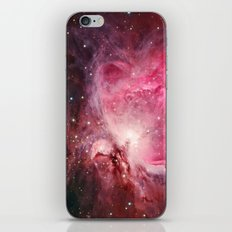Orion Nebula iPhone Skin