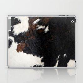 Cowhide Farmhouse Decor Laptop & iPad Skin