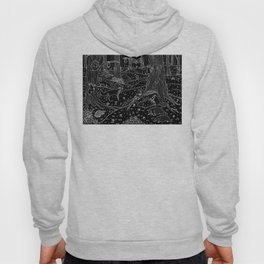 Nocturnal Animals of the Forest Hoody