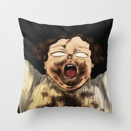Bruce! Bruce! Bruce! Throw Pillow