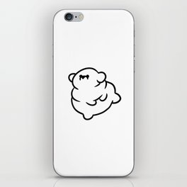 Chubby Doggo iPhone Skin