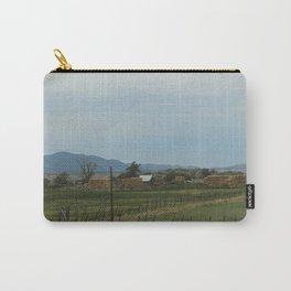 Farmland in Utah Carry-All Pouch