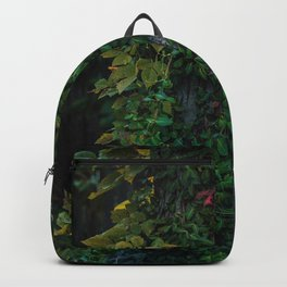 Ivy upon the Tree (Color) Backpack