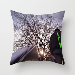 Up Away Throw Pillow