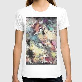An uncertain barrier T-shirt