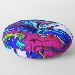 Wet Paint no. 02 Floor Pillow
