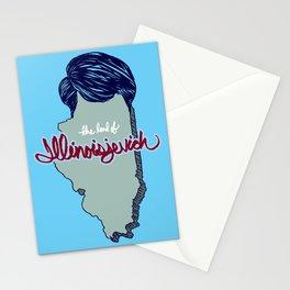 Illinoisjevich Stationery Cards