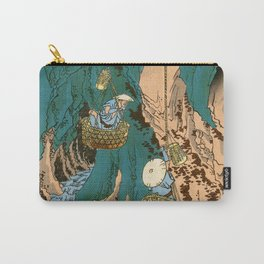 Mushroom Gatherers Carry-All Pouch