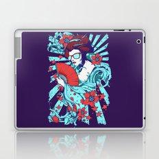 Retro Diva Laptop & iPad Skin