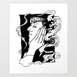 Aubrey Beardsley Art Print