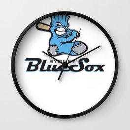 Sydney Blue Sox Wall Clock