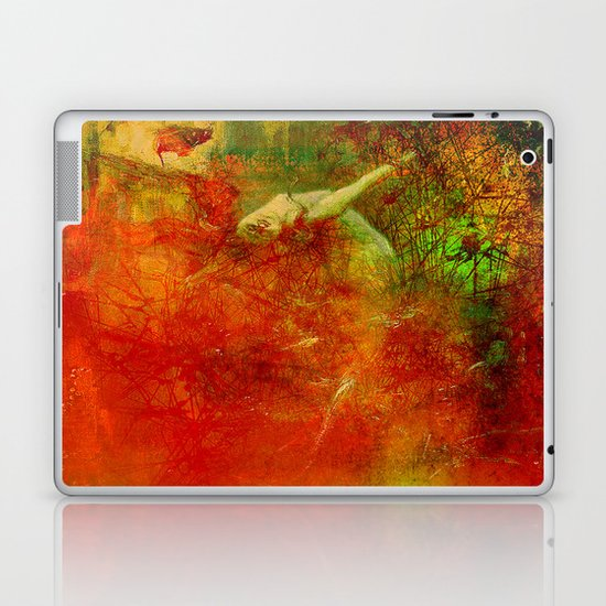 The clearing of the elfs Laptop & iPad Skin