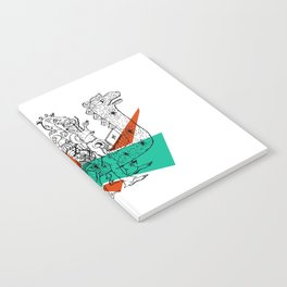 Adjacent Fourmula Notebook