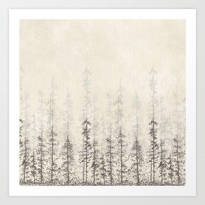 Forest Home Kunstdrucke