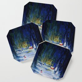 Out alone Coaster