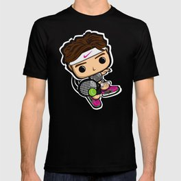 Roger Federer Custom Pop! Tee T-shirt
