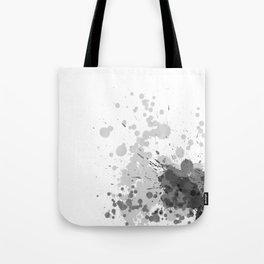Passion Grey Tote Bag