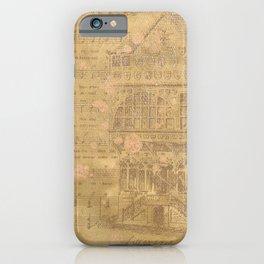 Vintage iPhone Case