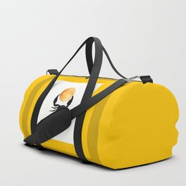A Scorpion With The Moon In The Frame #decor #homedecor #buyart #pivivikstrm Duffle Bag