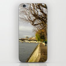 seine 3 iPhone & iPod Skin