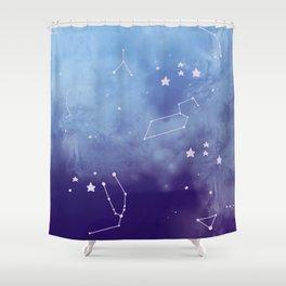 (K)Onstela Shower Curtain