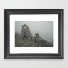Levant Mist Framed Art Print