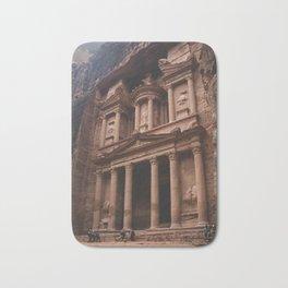 Petra treasury Bath Mat
