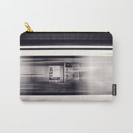 metro long exposure Carry-All Pouch