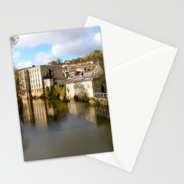 """""""Bath, Somerset, UK"""" by ICA PAVON Stationery Cards"""
