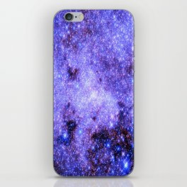 Lavender gAlAxy. iPhone Skin