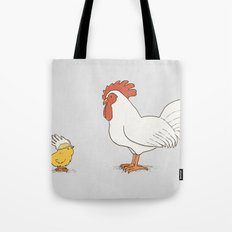 I'm Ready Now Tote Bag