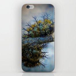 Spikey iPhone Skin